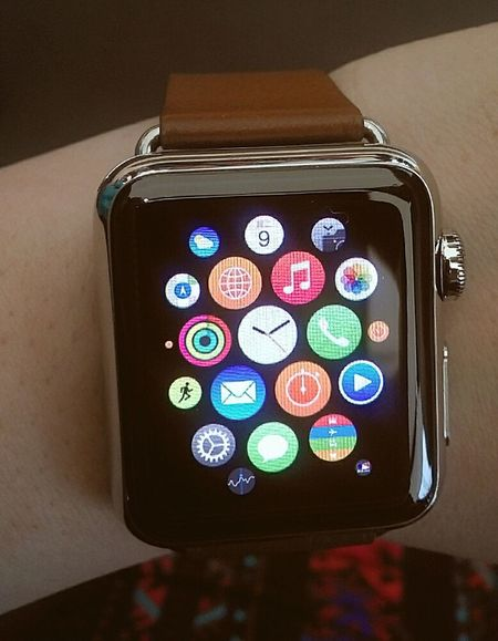 Apple Apple Store IWatch Popular Photos Trying Something New Cool Fashion