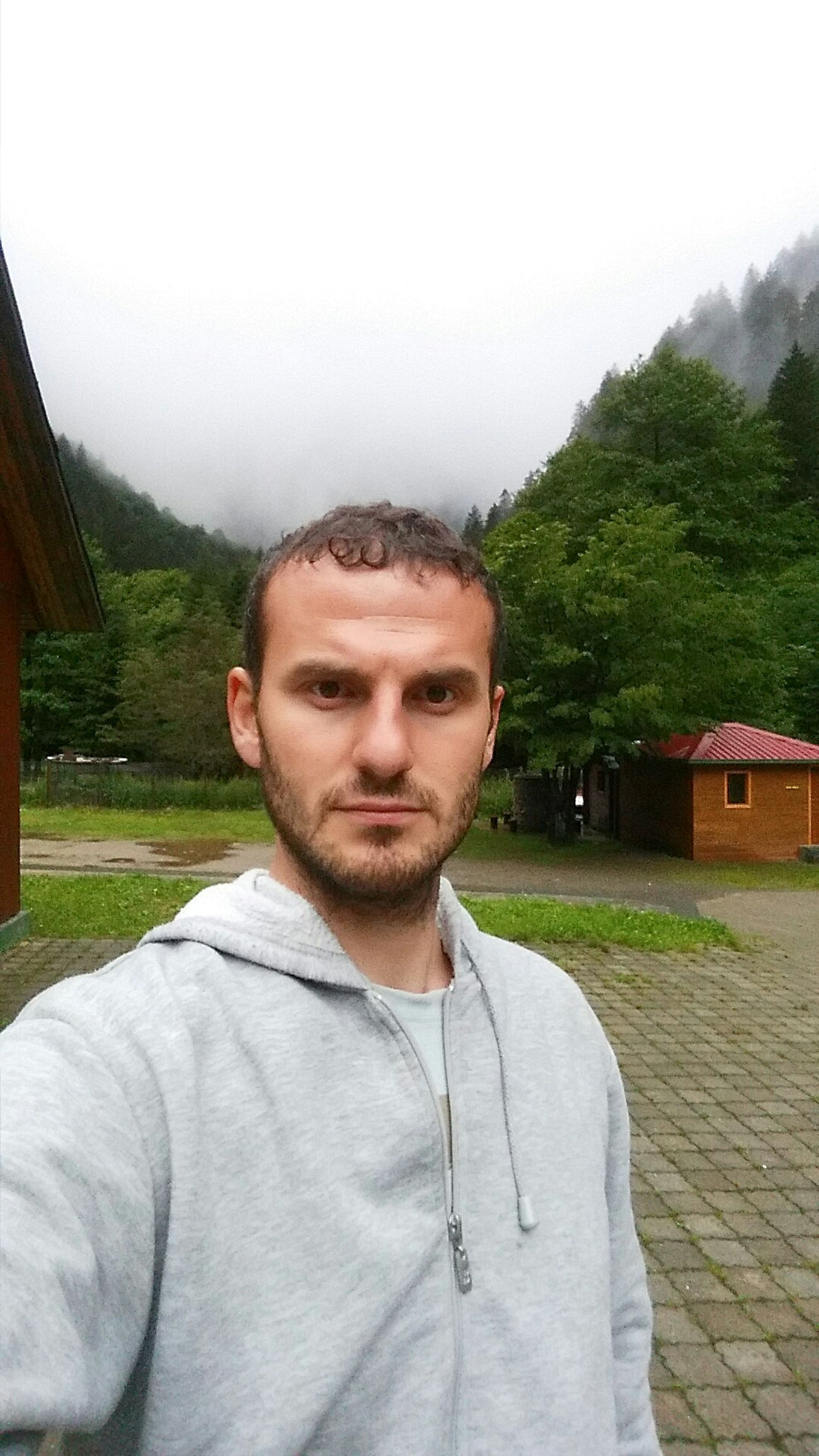 Trabzon uzungol turkey Trabzon Uzungol Turkey Huzur 💕 Yüksekrakım Sis Vadi Dağ Selfie ✌