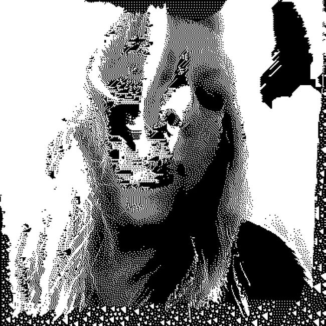 Internet Addiction Human Representation Glitchè Blackandwhite Black And White Abstract Black And White Abstractions