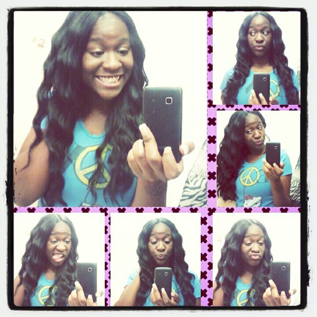 Many Faces Of Muah :) :)