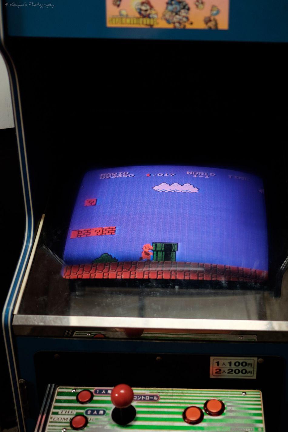 Mario Bros Mom-and-pop Candy Store Nostalgic  Game Old Memories Fujifilm_xseries FUJIFILM X-T1 XF 23mm F1.4 R TOWNSCAPE EyeEm