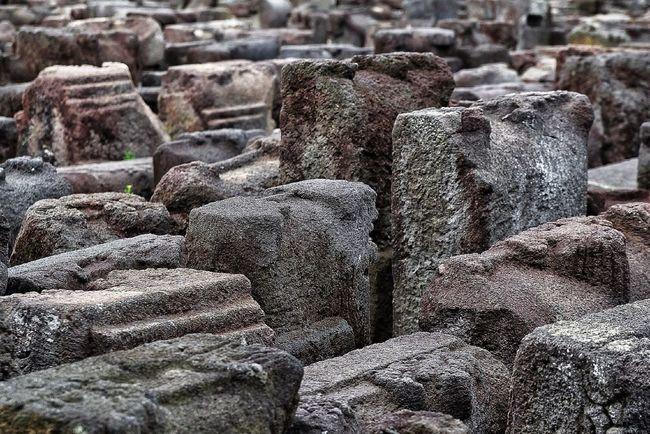 Bagian yg terlupakan dari Borobudur..
