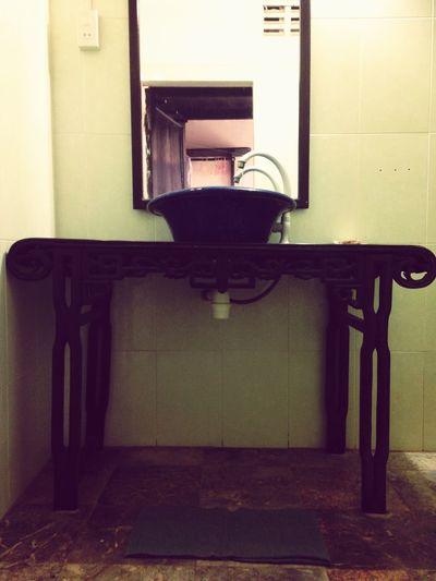 Beautifully simple Sink Vintage
