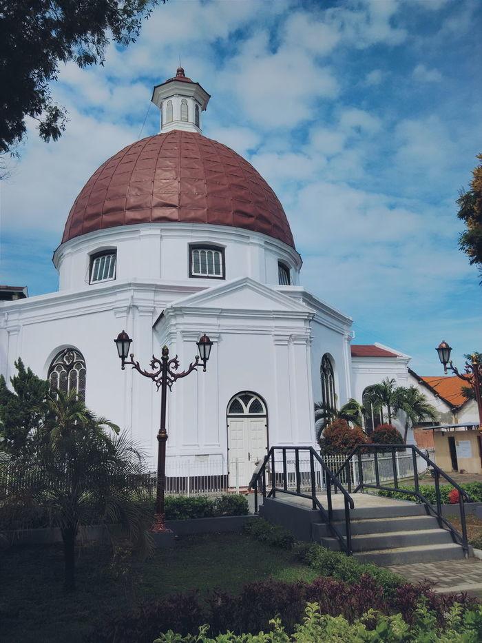 Semarang , Indonesia Church Architecture