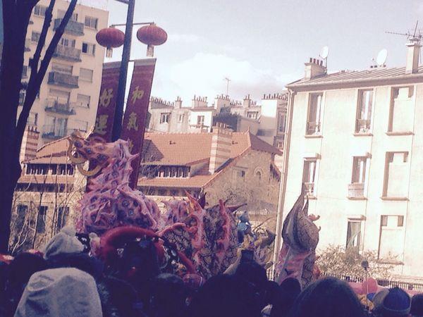 Nouvel An Chinois Paris