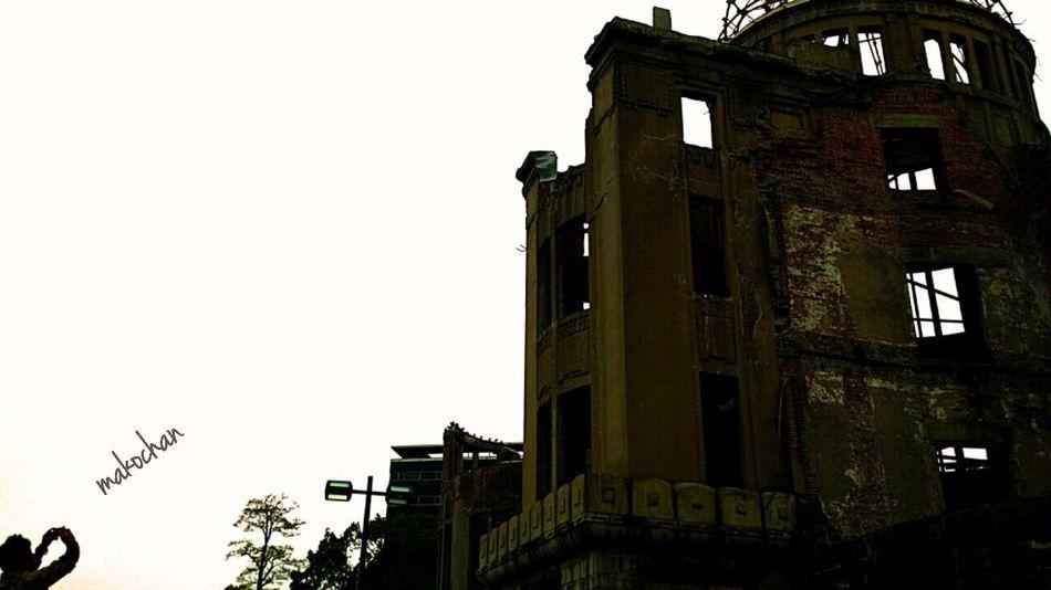 平和。忘れてはならない。ヒロシマ。 ~カメログまたここで~ Japan Hiroshima 平和記念公園