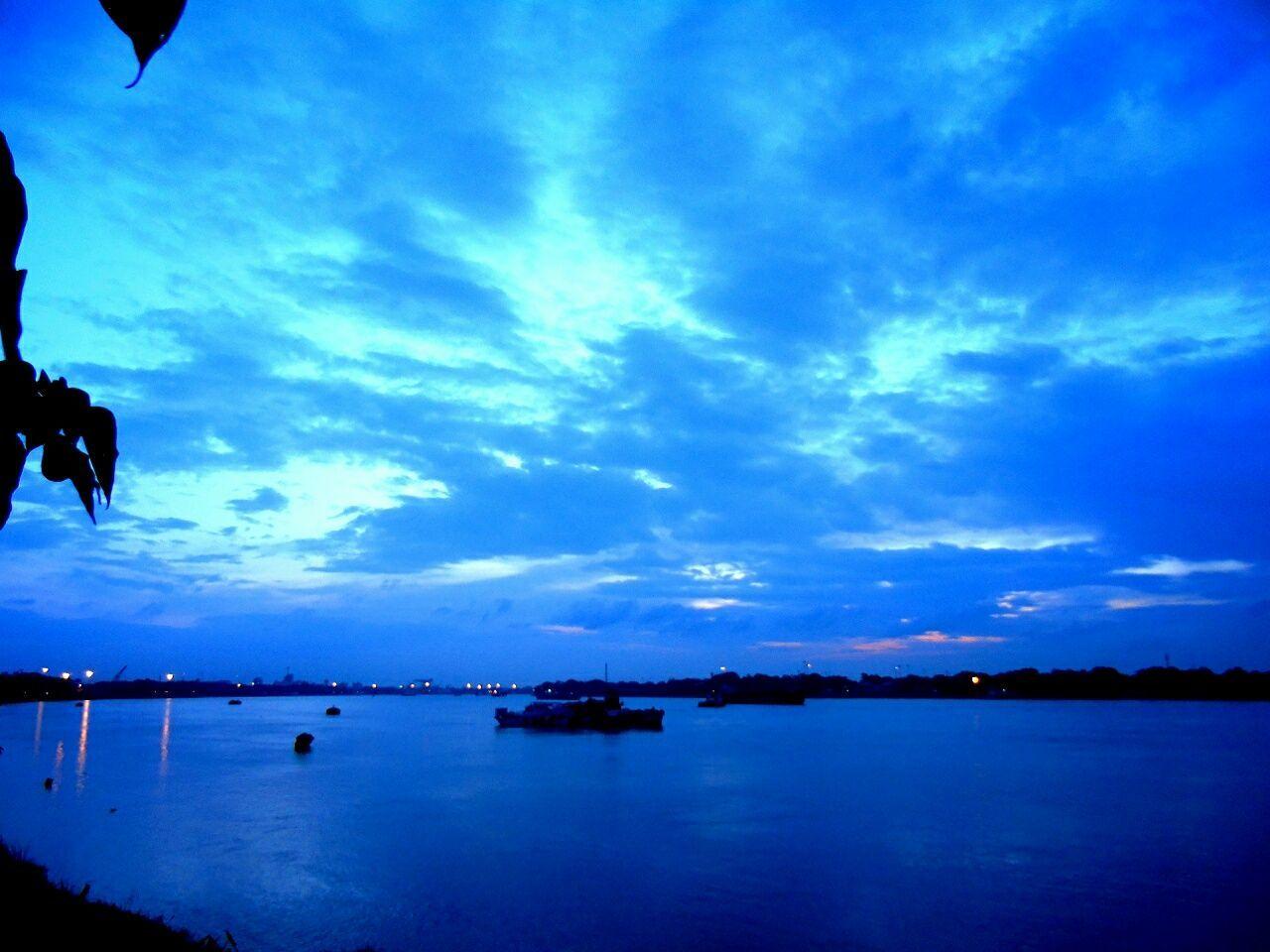 dusk Evening Sky