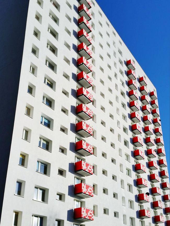 Block Modernism Architecture