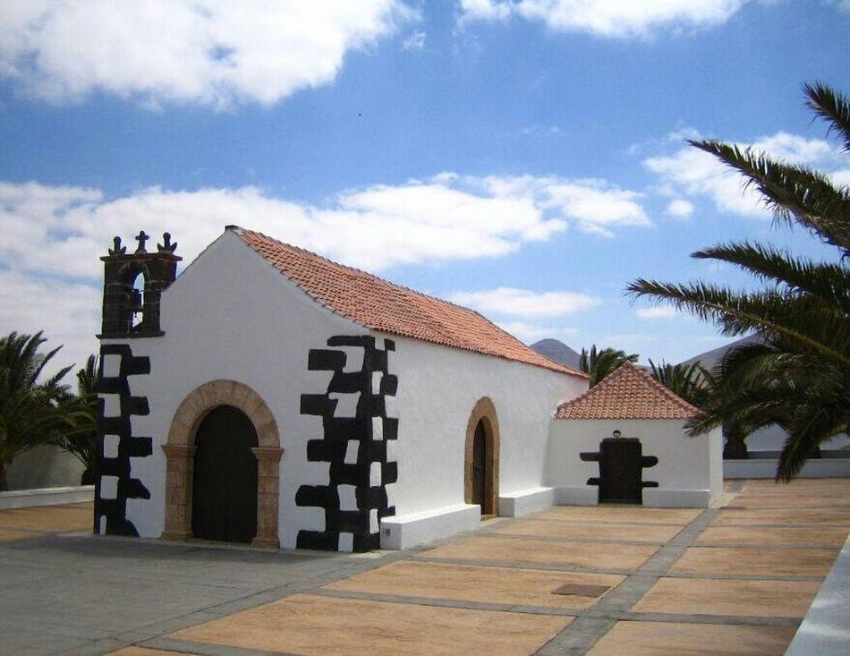Ermita Nuestra Señora de la Caridad (Tindaya, Fuerteventura, Spain) Fuerteventura Church