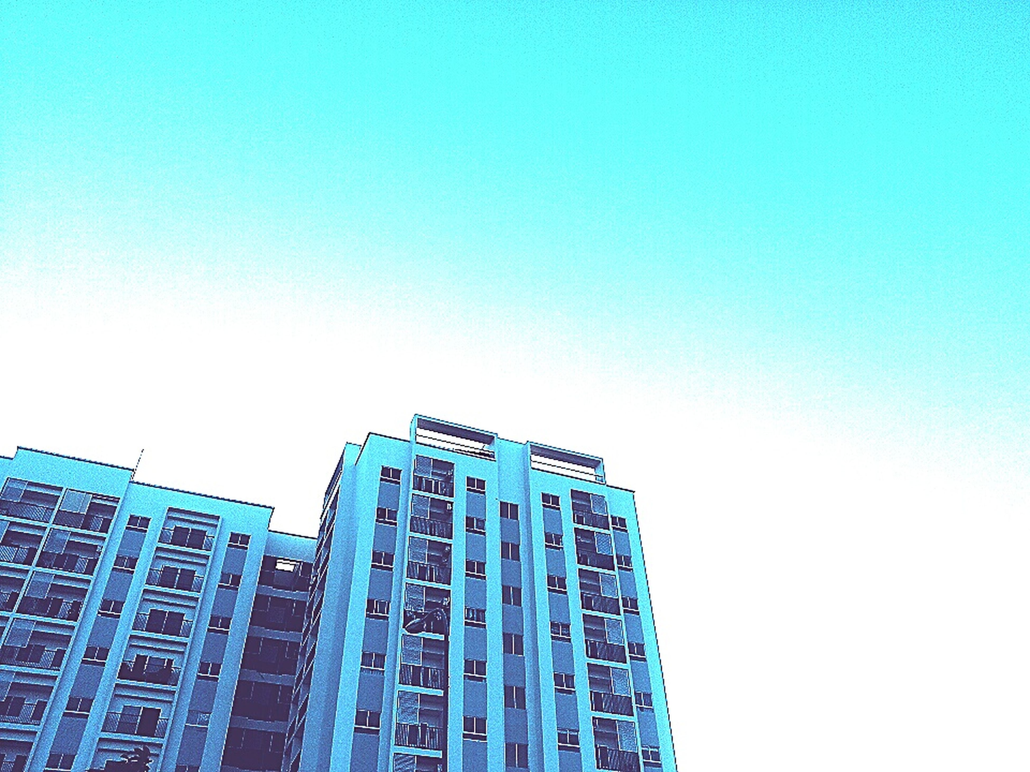 built structure, building exterior, low angle view, clear sky, architecture, no people, outdoors, sky, day