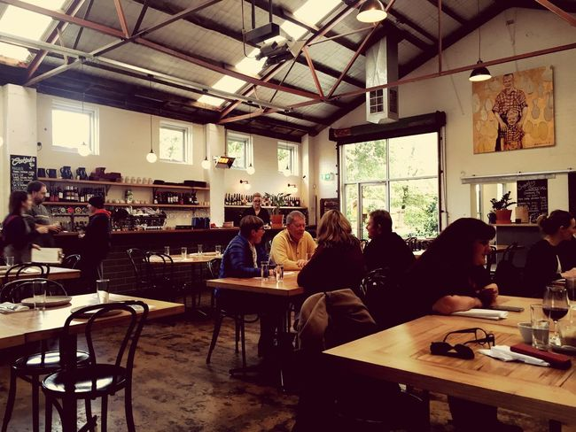 New Experience Cafe Dandenongs