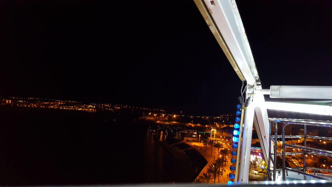 Giant Wheel City Lights Portugal Algarve EyeEm Best Shots