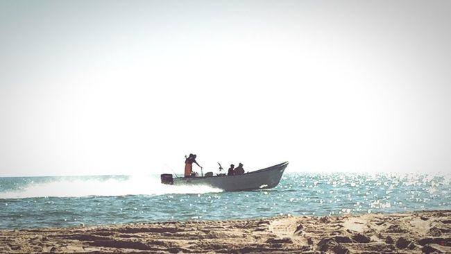 Pescadores Fisherman Relax