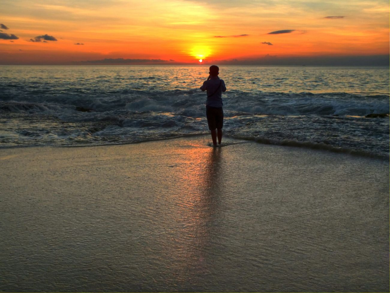 Tegal Wangi Beach. Bali. Indonesia Sun_collection Sky_collection Water_collection EyeEm Nature Lover