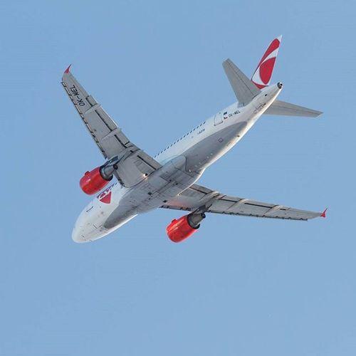 Csa Airbus A319 Svo