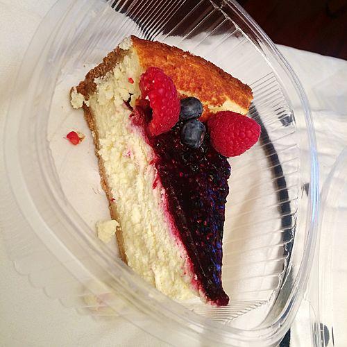 continua la dieta.. Cheesecake Fruttidibosco Alldayeveryday  On A Diet