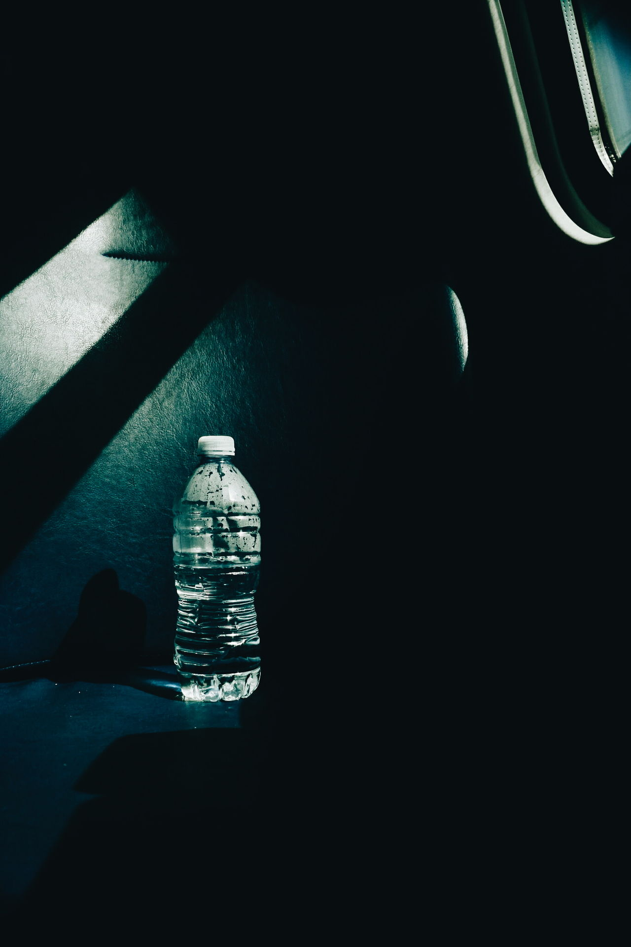 Close-up Indoors  Water No People Shadow Italy Lauraloophotography Train Bottle Contrasts
