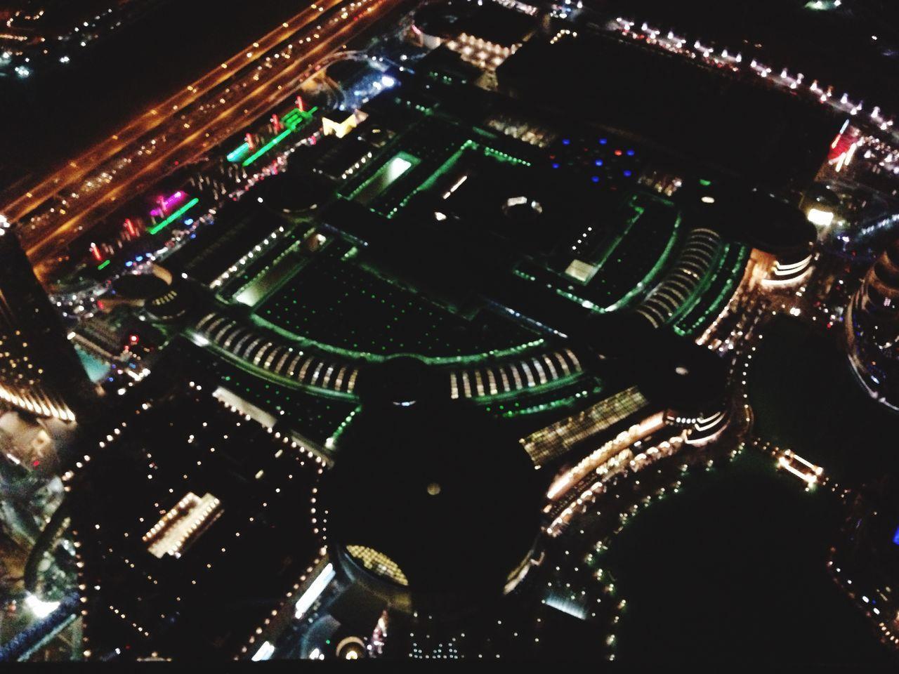 illuminated, night, architecture, city, indoors, modern, no people, cityscape