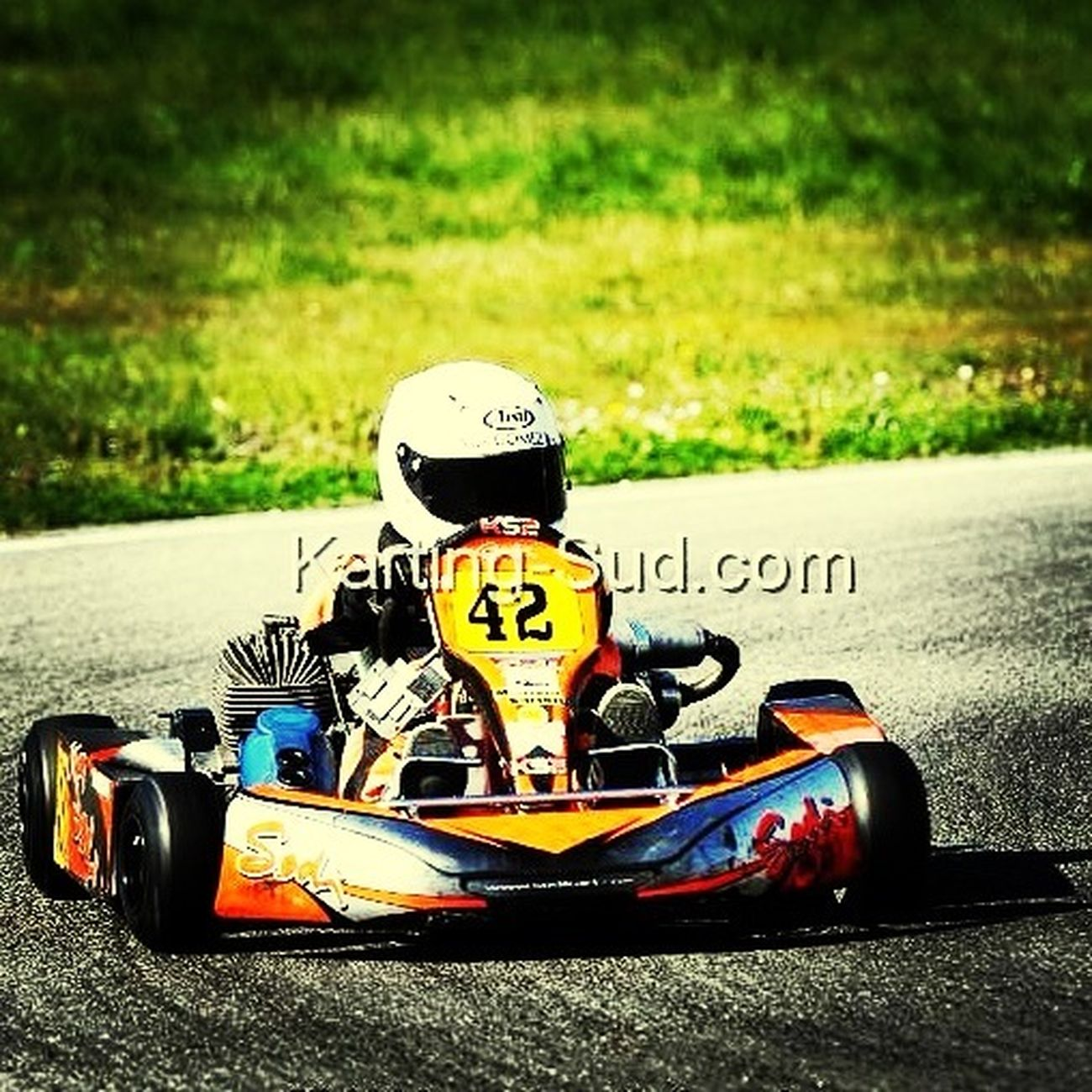 Laisse tes rêves être plus grands que tes peurs et tes actions etres plus forte que tes paroles !! Ryan Gomez Karting Muret First Eyeem Photo