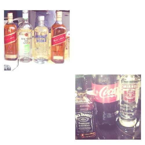 Chilax Cocktails Jack Daniels Whiskey Absolutevodka
