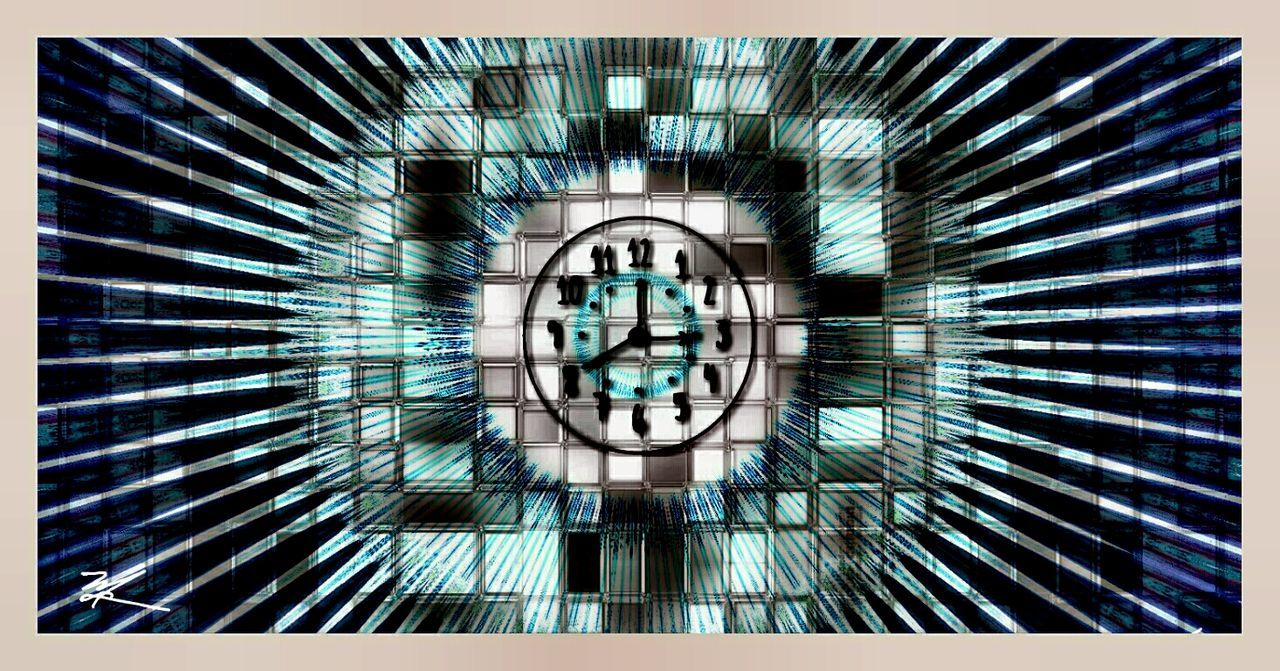 Full Frame No People Architecture Distorted Image Abstract Art Digital Art My Artwork