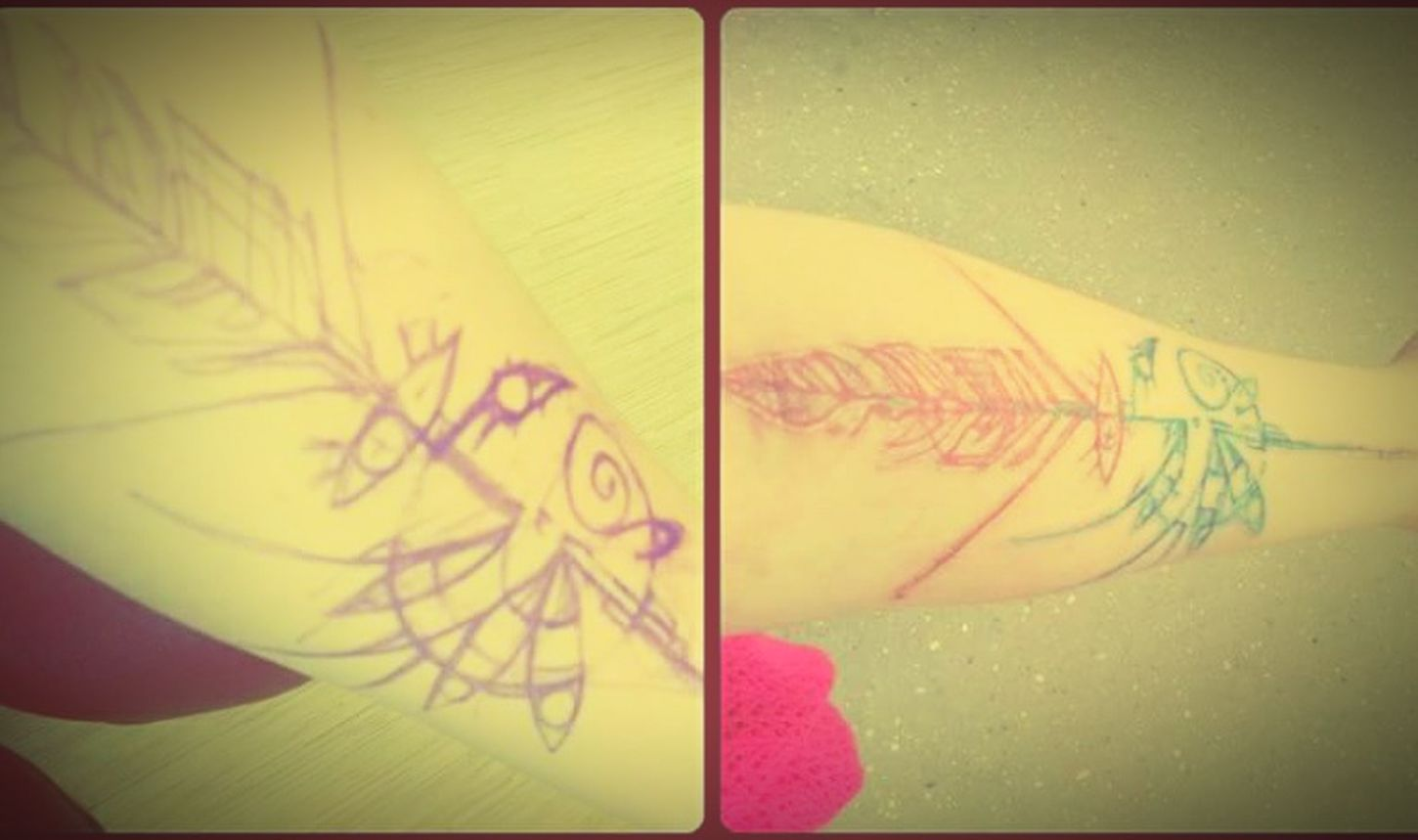 Tattoo Crazy Want More