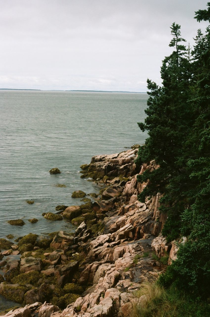 sea, nature, water, sky, tranquility, beauty in nature, no people, scenics, outdoors, horizon over water, scenery, day