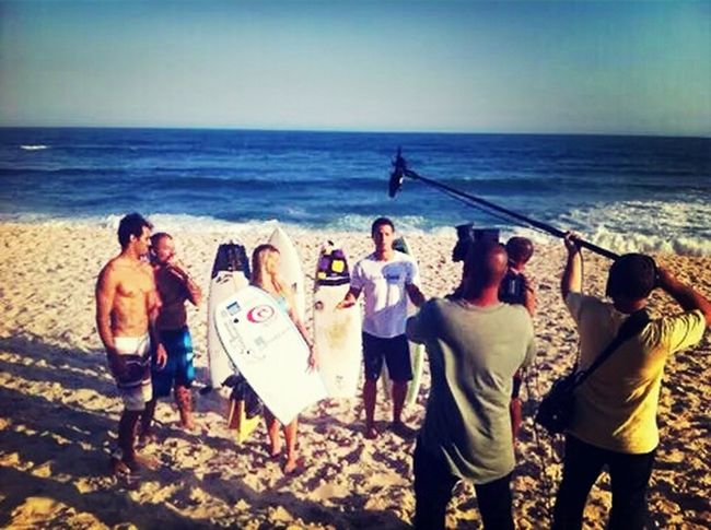 Interview That's Me Surf Champions Agadir My Interview Today with My best Friends ★