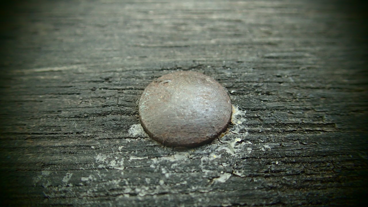 vignette, close-up, wood - material, textured, no people, day, rough, outdoors, nature