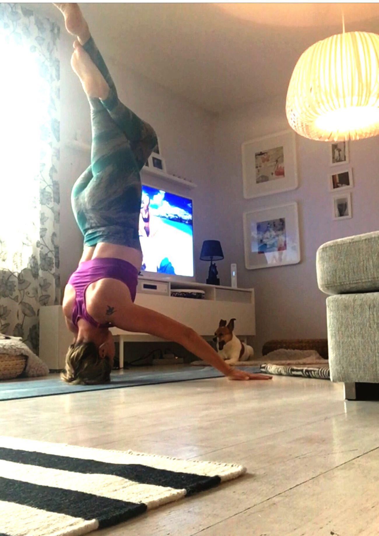 Rawbeauty Yogini Yogaeverydamnday Practiceandalliscoming Yogainspiration Selfie ✌ Eyemselfie Sweden