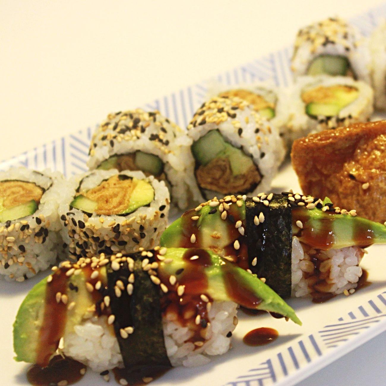 Sushi Date ❤️🍱🍣🍙