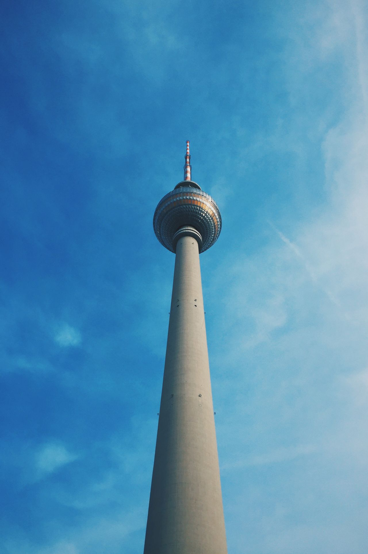 Beautiful stock photos of berlin, Architecture, Berlin, Blue, Built Structure