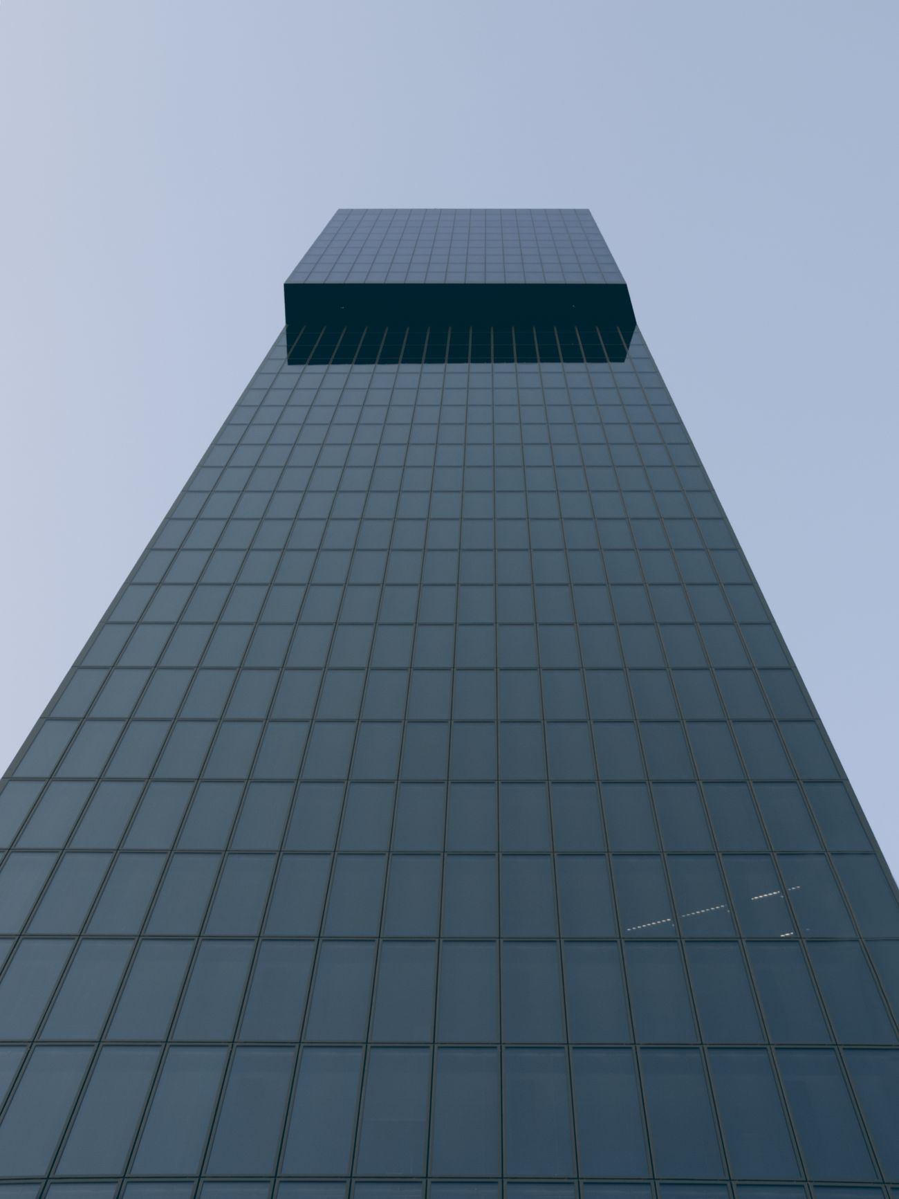 Architecture Building Exterior Built Structure City Clear Sky Low Angle View Modern Pattern Prime Tower Skyscraper