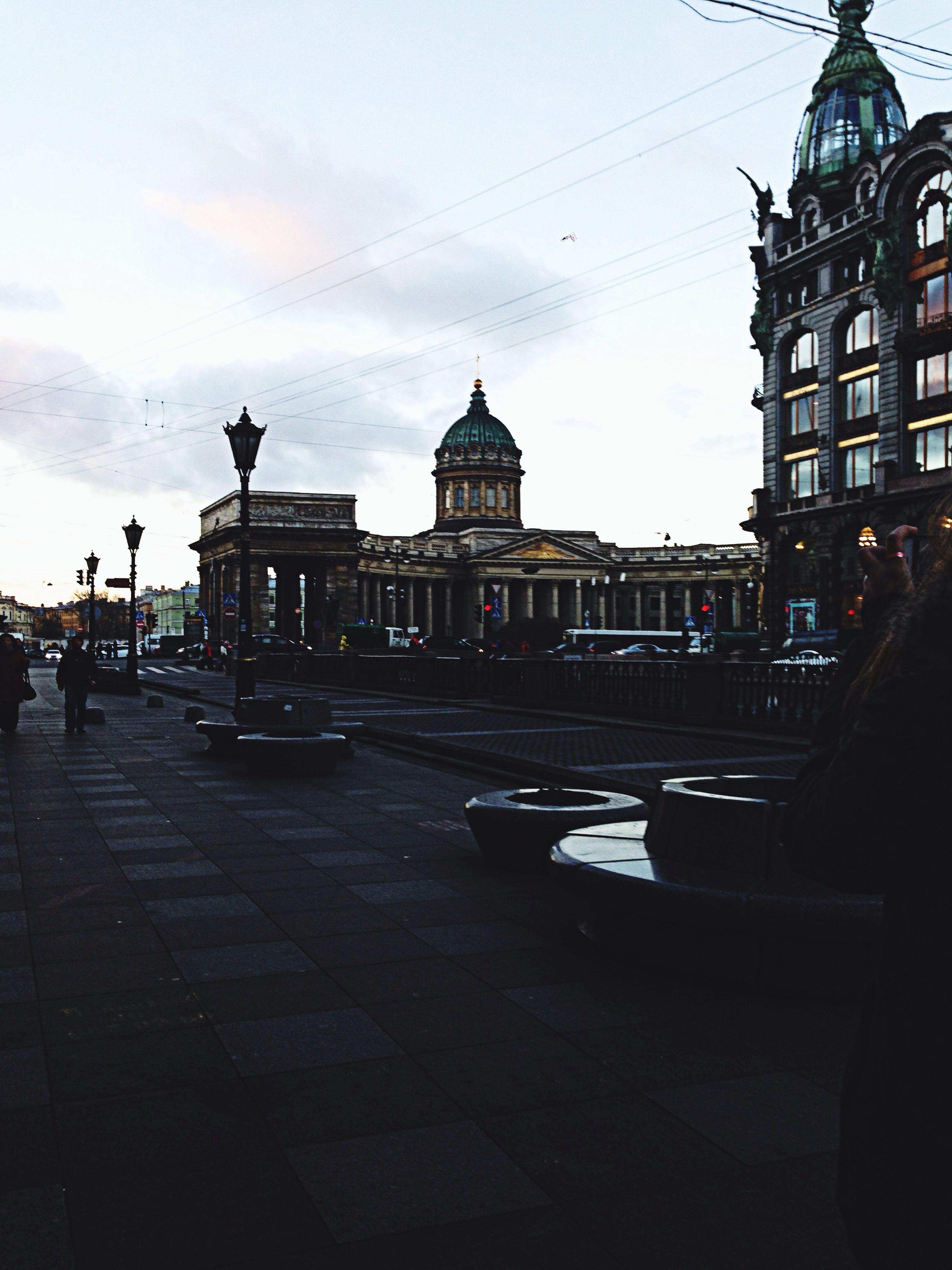 2 weeks ago? Travelling Russia St. Petersburg