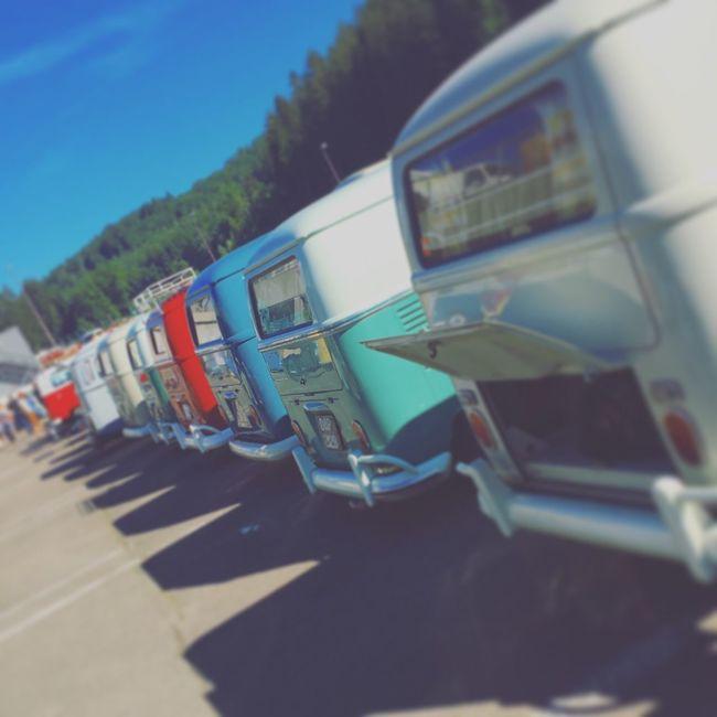 Volkswagen VW Bus VW Vwt2 Volkswagenbus Vwt1 Majestic Heaven Backgrounds