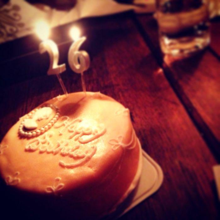 Happy Birthday, Ayana!
