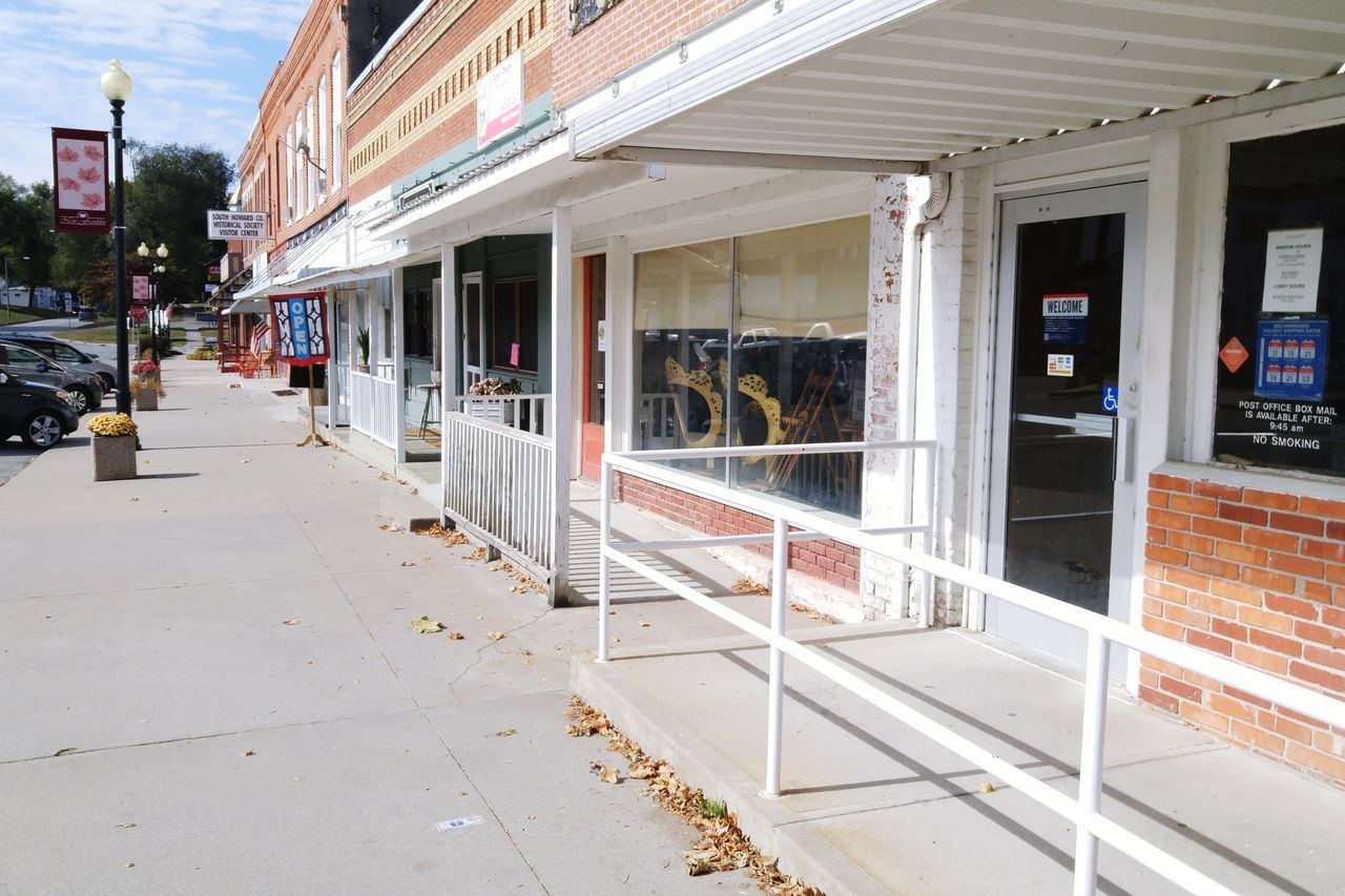 New Franklin Missouri Small Town Rural America Mainstreet