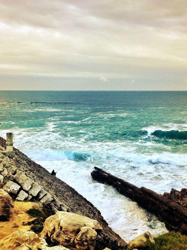 Waves of Stillness Fisherman Waves EyeEm Nature Lover Nature