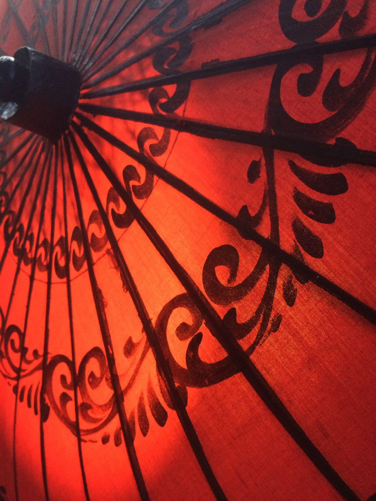 Myanmar Crafts Art_and_myanmar Pathein_umbrella