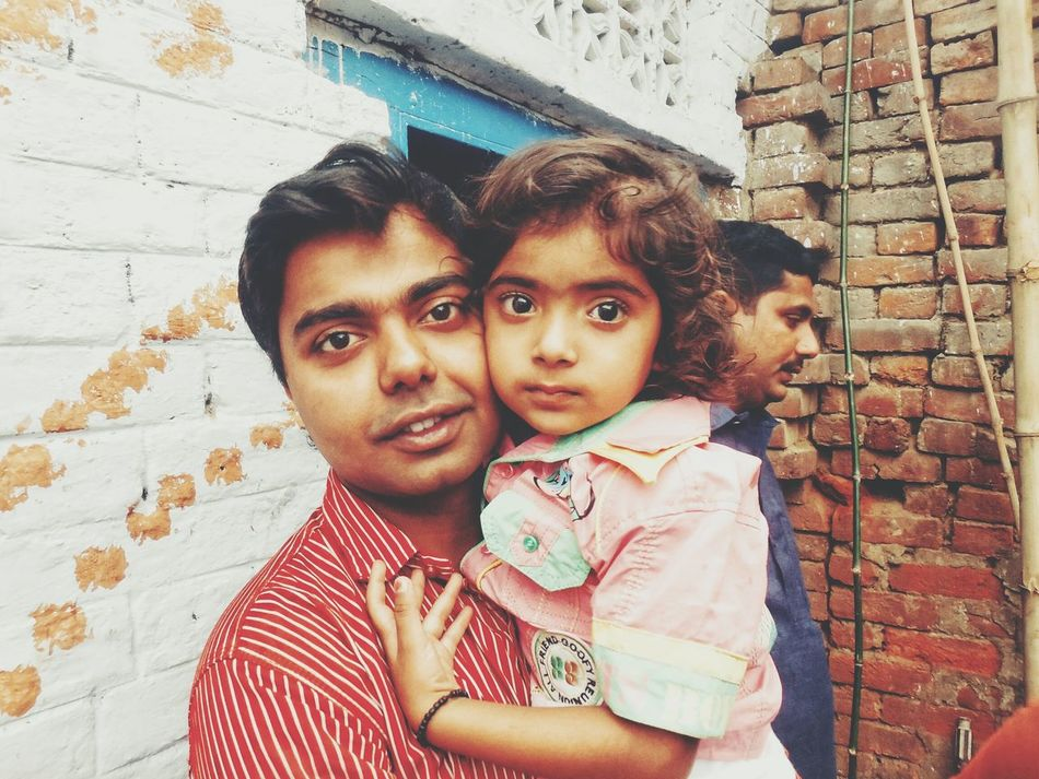 Two People Looking At Camera Portrait Togetherness Love Bonding Affectionate Brick Wall Lifestyles Young Adult Archival Friendship Outdoors Awesome.!! Awesome_shots Innocent Face Innocent Eyes Child EyeEm Rural Scene Real People Awesome!