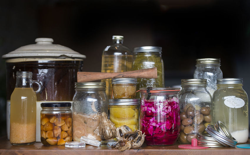 Dish Eating Food And Drink Ingredients Black Peppercorn Close-up Day Eating Healthy Fermentation Fermentation Vat Food Food And Drink Freshness Fruit Healthy Eating Indoors  Jar Jars  Masonry No People Spice Variation