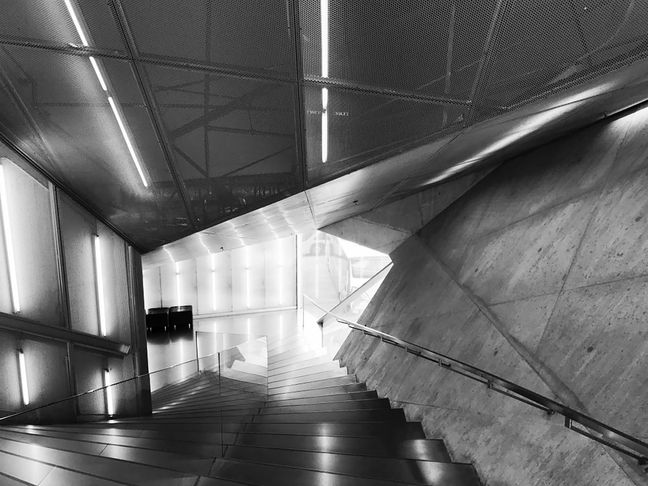 Architecture Casadamusica EyeEmNewHere Illuminated Koolhaas Modern Porto Portugal REM Staircase TCPM