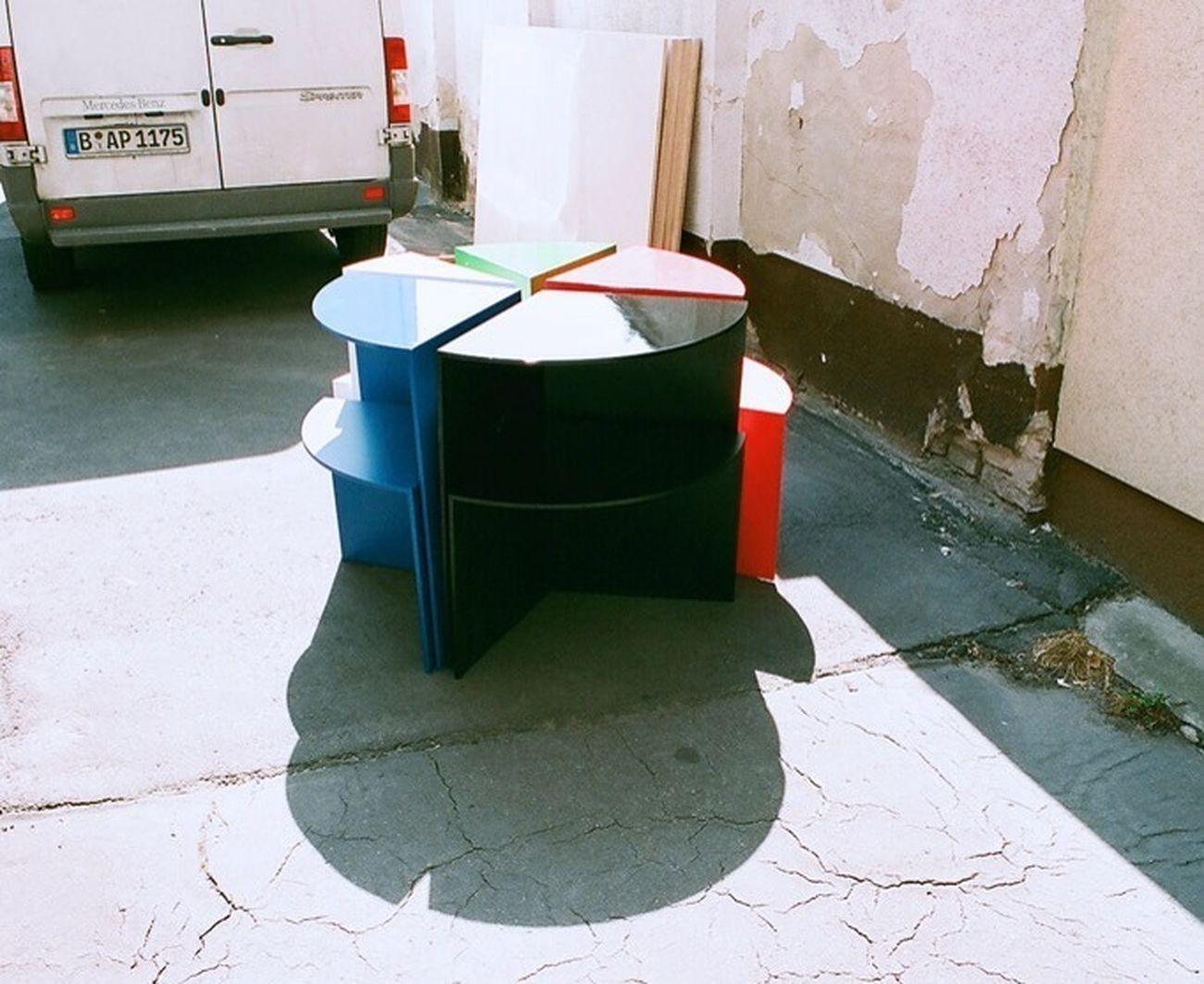 Cake Table By Manuel Raeder
