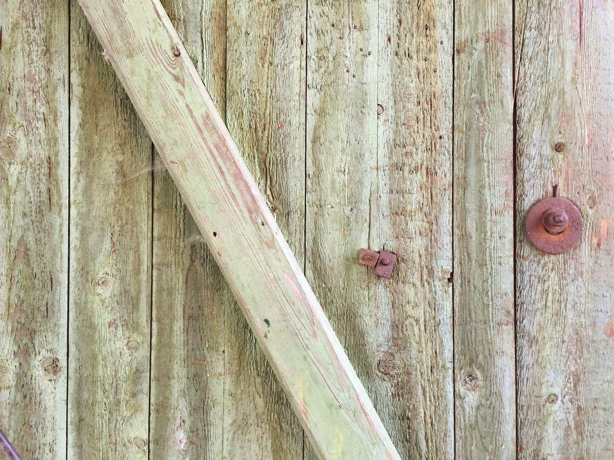 Wood Door Barn Door
