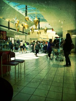 people at Northcote Plaza by Pedah