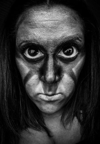 Self portrat Fotografa Fotografia Fotografo Nikon