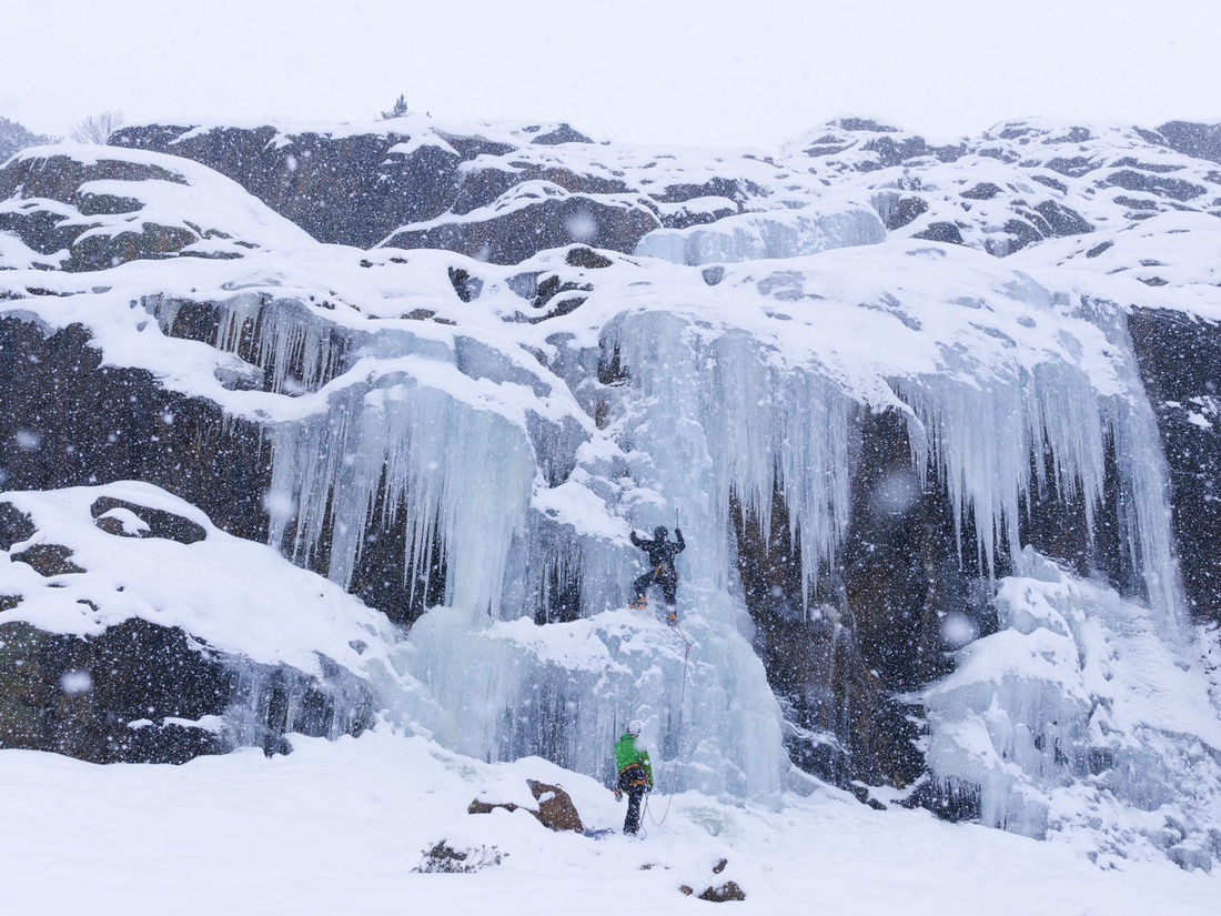 These are some REAL Adventure Buddies!! Icicle-climbing in the wilderness. Looks awesome! // Adventure Adventure Buddies Check This Out Climbing Cold Cold Temperature Covering Dangerous Eye4photography  EyeEm Best Shots Frozen Icicle Icicle Climbing It's Cold Outside Mountain Season  Showcase: January Snow Snow Covered Snowcapped Sports Photography Weather White Winter WondersOfNature