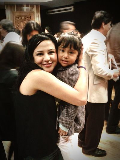 Mi preciosa Amma !!! Mi Mundo  UNAM