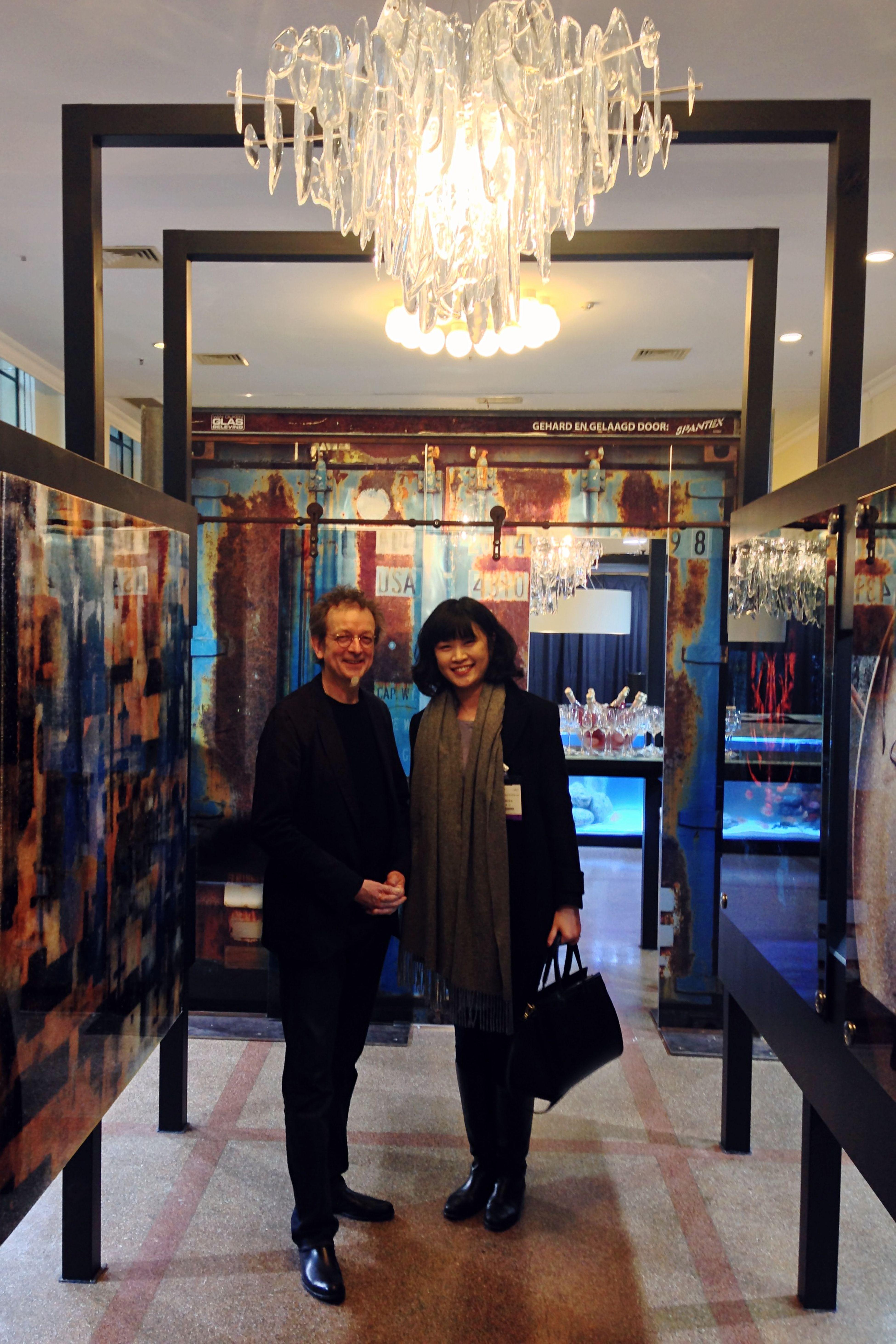 Interior Design Glass ArtWork Amsterdam ShanghaiDesign 2015  Shanghai JOOSTH Chandeliers Getting Inspired