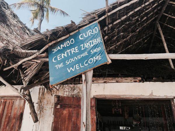Zanzibar Tanzania Souvenirs/Gift Shop Beauty In Simplicity Fun Times ♥ Vacation Destination Live For The Story
